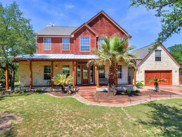 45 Saddle Rock Rdg, Wimberley, TX 78676 (#2551637) :: Watters International