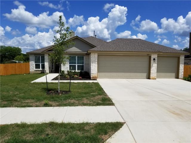 819 Savannah Cv, Elgin, TX 78621 (#2552409) :: RE/MAX Capital City