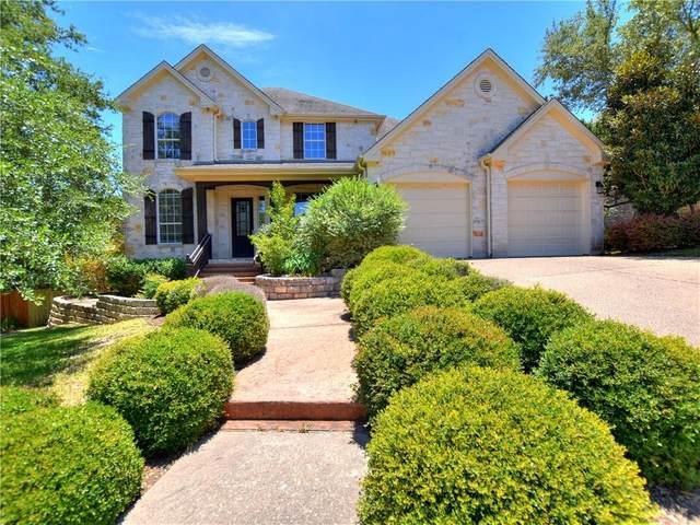 6921 Covered Bridge Dr, Austin, TX 78736 (#2554079) :: Papasan Real Estate Team @ Keller Williams Realty