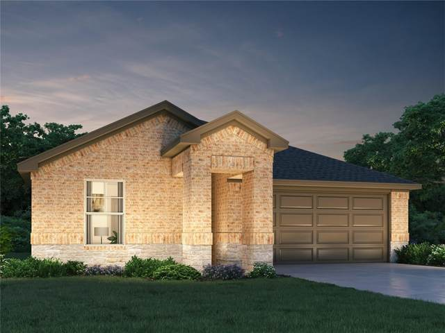 412 Waterway Ave, Hutto, TX 78634 (#2554769) :: The Summers Group