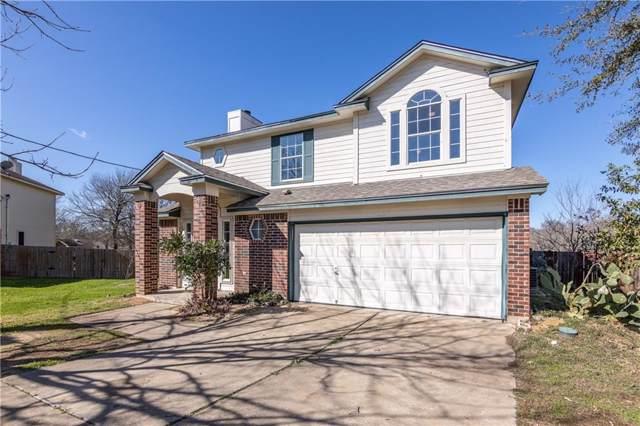118 Songbird Ct, Cedar Creek, TX 78612 (#2557320) :: The Perry Henderson Group at Berkshire Hathaway Texas Realty