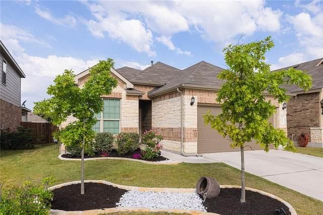 121 Methodius Dr, Hutto, TX 78634 (#2559521) :: Papasan Real Estate Team @ Keller Williams Realty