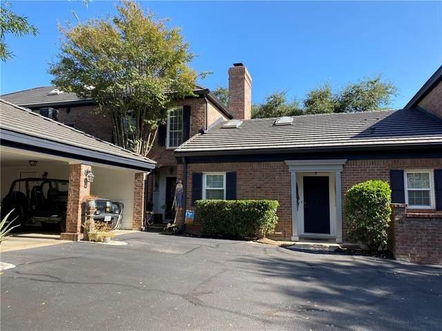 8 Tournament Way #14, The Hills, TX 78738 (#2563859) :: Ben Kinney Real Estate Team