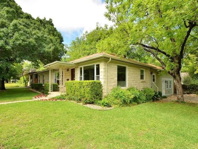 2914 Hampton Rd, Austin, TX 78705 (#2564682) :: Papasan Real Estate Team @ Keller Williams Realty