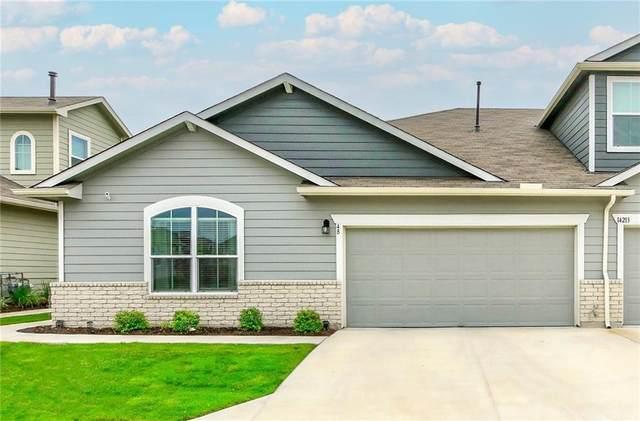 14213 Handel Dr 4B, Pflugerville, TX 78660 (#2565982) :: Papasan Real Estate Team @ Keller Williams Realty