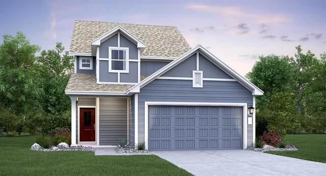 136 High Plains Pass, Liberty Hill, TX 78642 (#2568229) :: Papasan Real Estate Team @ Keller Williams Realty