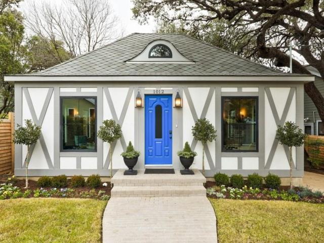 1012 Woodland Ave, Austin, TX 78704 (#2568238) :: The Perry Henderson Group at Berkshire Hathaway Texas Realty