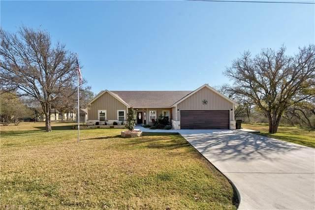 312 Pony Creek Dr, Kingsland, TX 78639 (#2570621) :: First Texas Brokerage Company