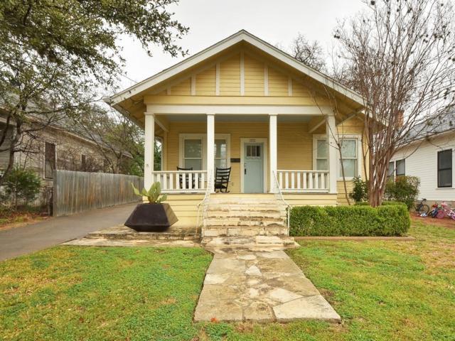 1011 Blanco St, Austin, TX 78703 (#2572057) :: Allison Gaddy