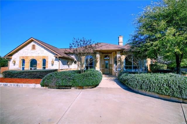 109 Hillside Dr, Dripping Springs, TX 78620 (#2573465) :: Watters International