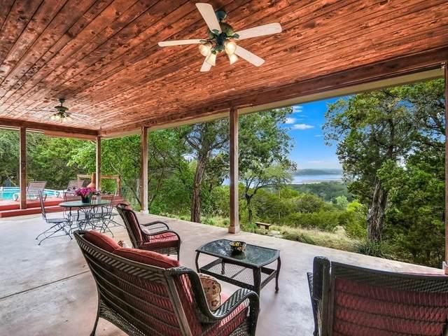 3500 Lohmans Ford Rd #25, Lago Vista, TX 78645 (#2575670) :: Sunburst Realty