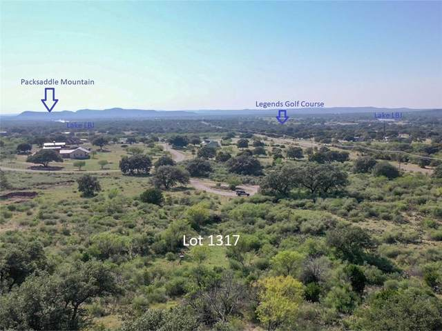 Lot 1317 Thoroughbred Loop, Kingsland, TX 78639 (#2576897) :: Azuri Group | All City Real Estate