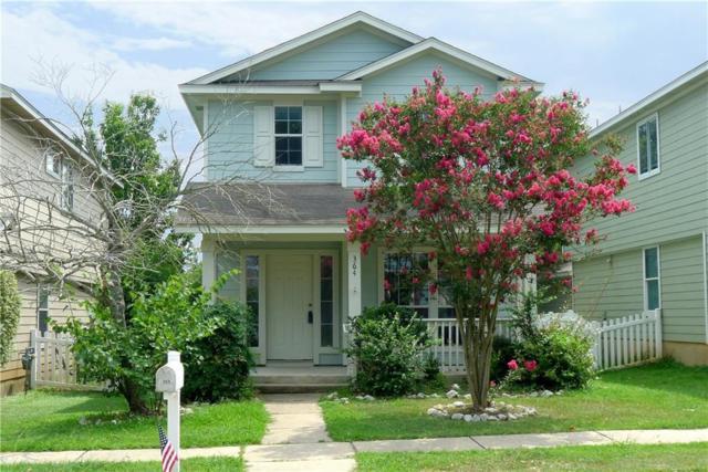364 Wetzel, Kyle, TX 78640 (#2577057) :: Carter Fine Homes - Keller Williams NWMC