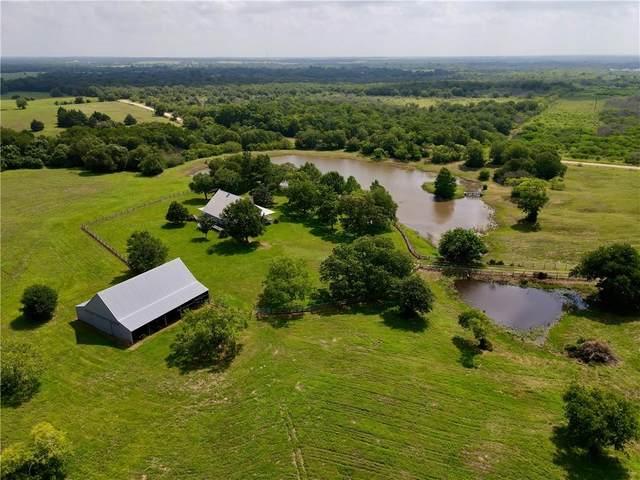 5154 County Road 240, Waelder, TX 78959 (#2577326) :: Papasan Real Estate Team @ Keller Williams Realty