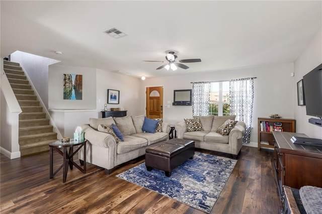 1531 Apollo Cir, Round Rock, TX 78664 (#2577623) :: Ben Kinney Real Estate Team