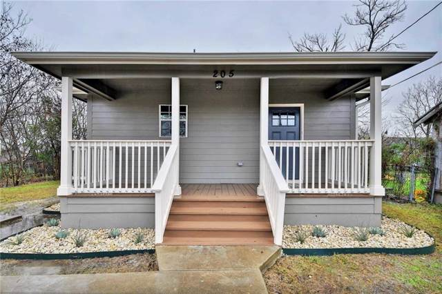 205 W Martin Luther King Jr Blvd, Taylor, TX 76574 (#2578529) :: The Gregory Group