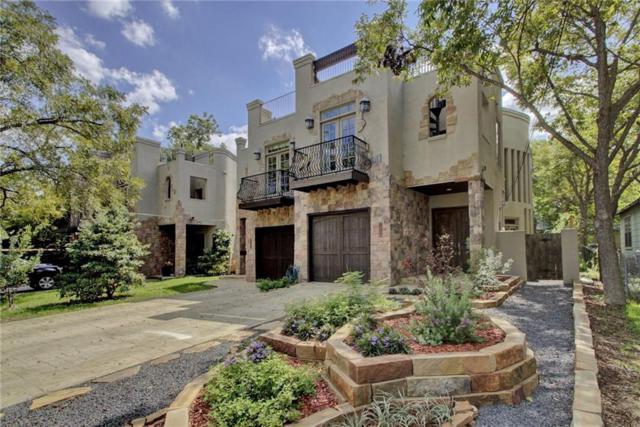 707 W Johanna St B, Austin, TX 78704 (#2579185) :: Papasan Real Estate Team @ Keller Williams Realty