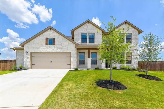 316 Whittington Way, Liberty Hill, TX 78642 (MLS #2580362) :: Brautigan Realty