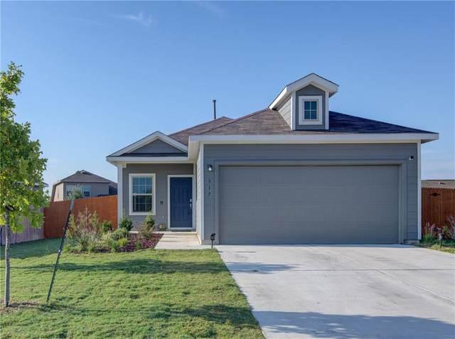 317 Emerald Green Trl, Buda, TX 78610 (#2585478) :: Papasan Real Estate Team @ Keller Williams Realty