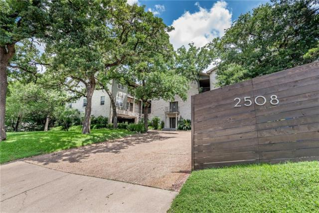 2508 Enfield Rd #22, Austin, TX 78703 (#2587196) :: The Perry Henderson Group at Berkshire Hathaway Texas Realty