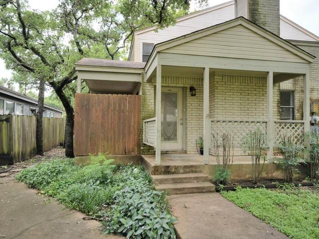 7825 Beauregard Cir #23, Austin, TX 78745 (#2588170) :: Papasan Real Estate Team @ Keller Williams Realty
