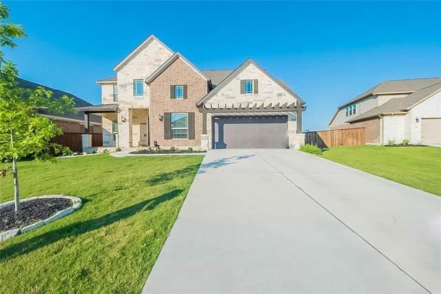 Liberty Hill, TX 78642 :: Zina & Co. Real Estate