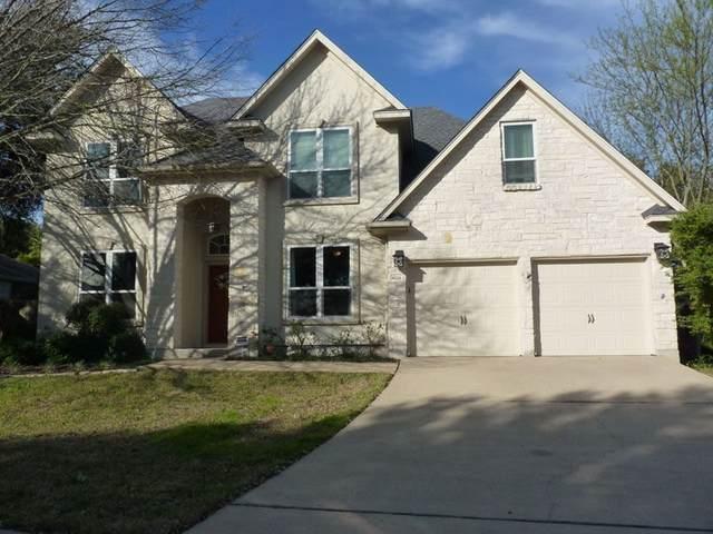 1026 Forest Bluff Trl, Round Rock, TX 78665 (#2589804) :: Watters International