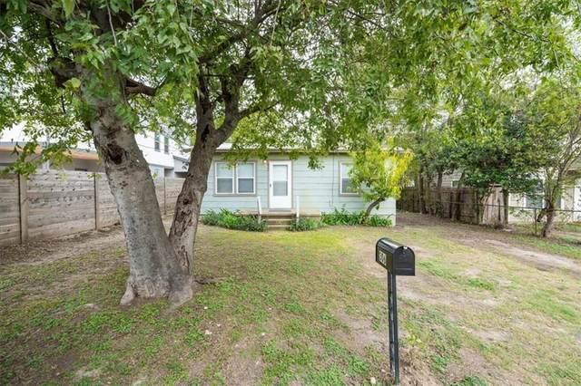 306 Blackson Ave, Austin, TX 78752 (#2589814) :: Papasan Real Estate Team @ Keller Williams Realty