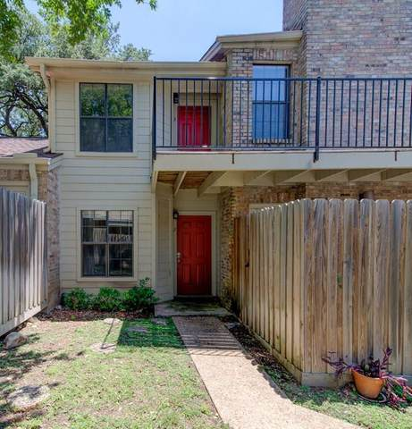 2906 West Ave #2, Austin, TX 78705 (#2590394) :: 12 Points Group