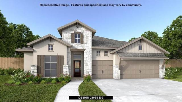 124 Fatorria Cv, Georgetown, TX 78628 (#2590503) :: Lauren McCoy with David Brodsky Properties