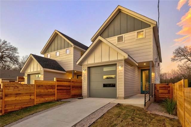 5604 Ledesma Rd #1, Austin, TX 78721 (#2591575) :: Ben Kinney Real Estate Team
