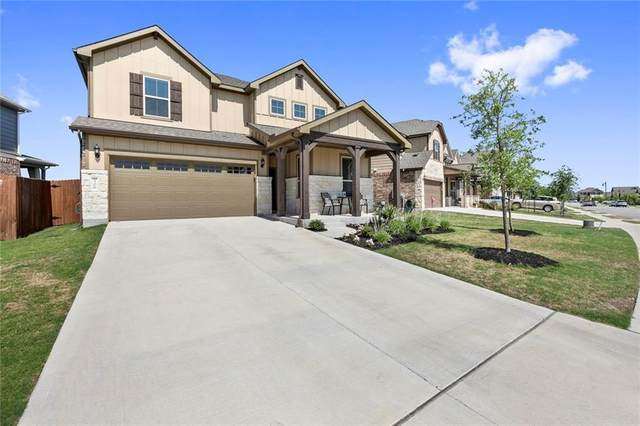 500 Andele Way, Liberty Hill, TX 78642 (#2592324) :: Realty Executives - Town & Country