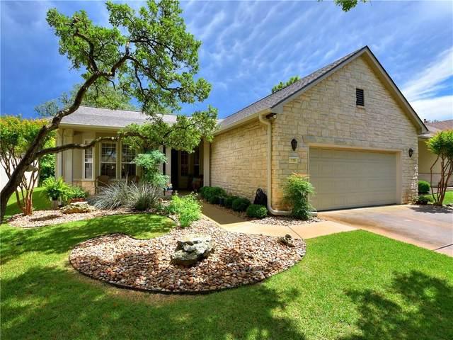 115 Warbler Way, Georgetown, TX 78633 (#2592953) :: Papasan Real Estate Team @ Keller Williams Realty