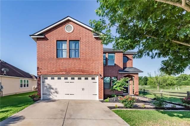 1503 Apollo Cir, Round Rock, TX 78664 (MLS #2593267) :: Vista Real Estate