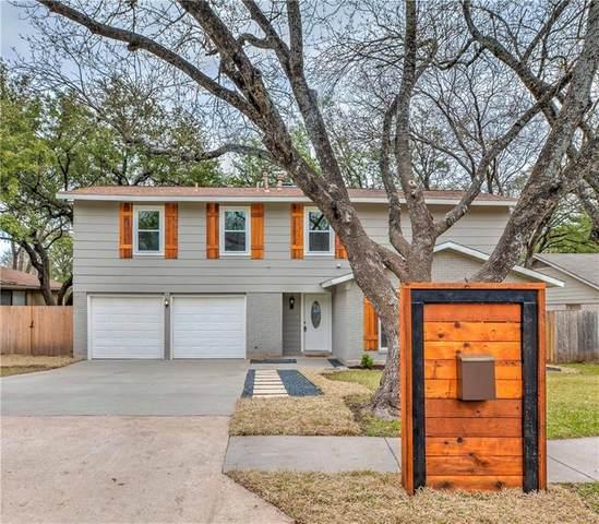 11407 Catalonia Dr, Austin, TX 78759 (#2596740) :: Umlauf Properties Group