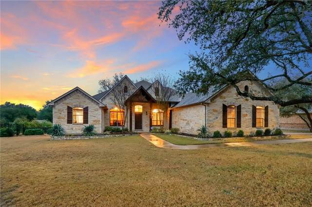 201 Quarry Lake Estates Dr, Liberty Hill, TX 78642 (#2597051) :: Realty Executives - Town & Country
