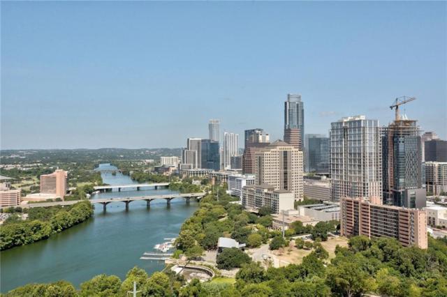 70 Rainey St #2402, Austin, TX 78701 (#2597794) :: Douglas Residential