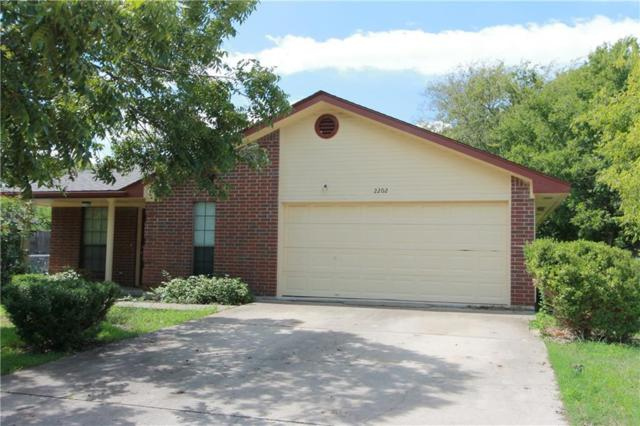2202 Trails End Dr, Georgetown, TX 78626 (#2599018) :: Austin Portfolio Real Estate - The Bucher Group