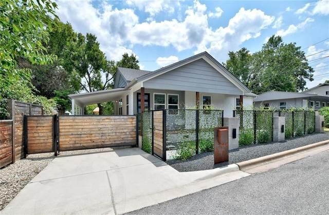 1407 Coleto St, Austin, TX 78702 (#2602115) :: Ben Kinney Real Estate Team