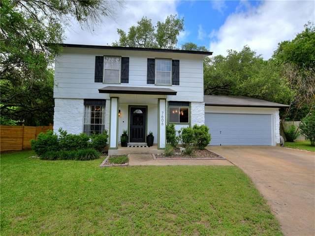 7606 Melville Cv, Austin, TX 78749 (#2603841) :: Papasan Real Estate Team @ Keller Williams Realty