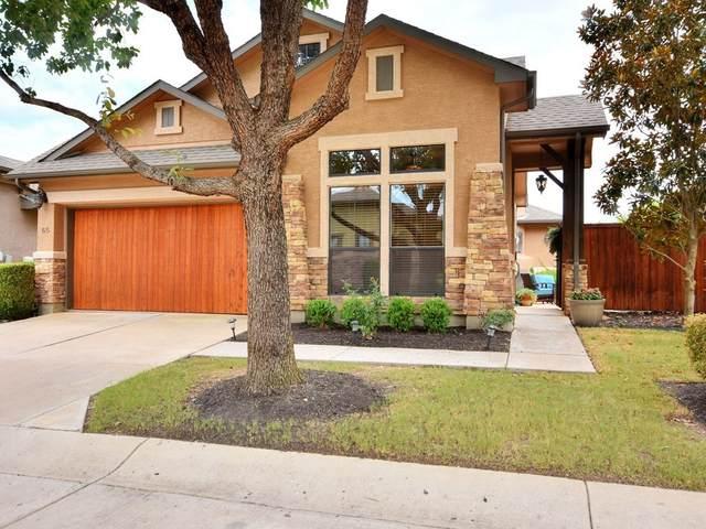 4332 Teravista Club Dr #65, Round Rock, TX 78665 (#2605885) :: Service First Real Estate