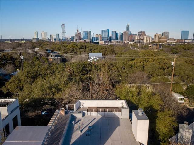 807 W Gibson St #1, Austin, TX 78704 (#2607453) :: The Perry Henderson Group at Berkshire Hathaway Texas Realty