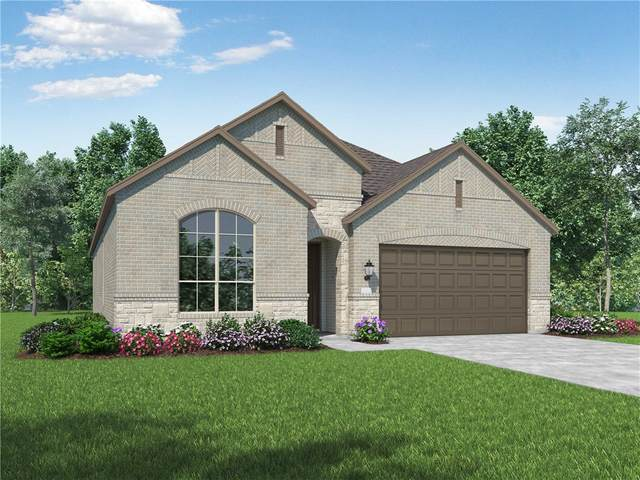 111 Docking Iron Dr, Hutto, TX 78634 (#2607807) :: All City Real Estate