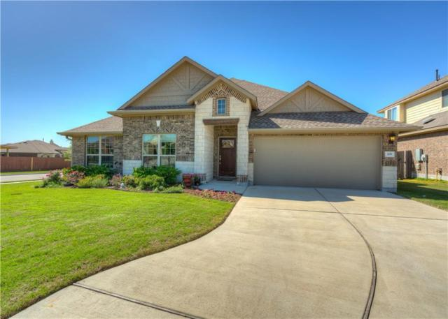 201 Silkstone St, Hutto, TX 78634 (#2608000) :: RE/MAX Capital City