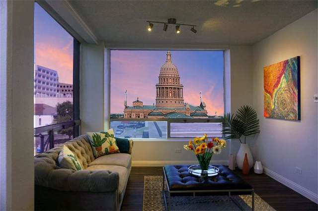 1212 Guadalupe St #402, Austin, TX 78701 (#2608732) :: The Perry Henderson Group at Berkshire Hathaway Texas Realty