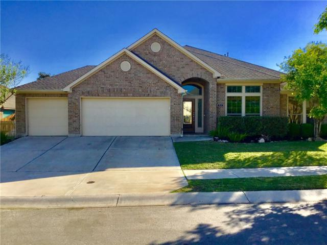 914 Madrone Dr, Georgetown, TX 78628 (#2609309) :: Papasan Real Estate Team @ Keller Williams Realty