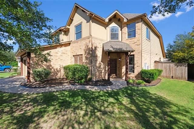 19513 Morgana Dr, Pflugerville, TX 78660 (#2611032) :: Papasan Real Estate Team @ Keller Williams Realty