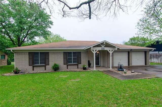 308 White Wing Way, Round Rock, TX 78664 (#2614691) :: Papasan Real Estate Team @ Keller Williams Realty