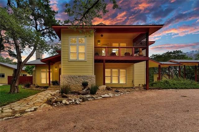 7600 Deer Run, Leander, TX 78641 (#2615417) :: Ben Kinney Real Estate Team