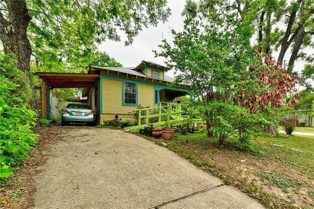 1601 Cedar Ave, Austin, TX 78702 (#2615737) :: Papasan Real Estate Team @ Keller Williams Realty